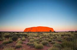 Australien Nationalpark Campen