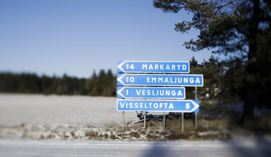 Motorhome Route Schweden